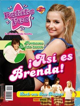 Photoshoot  nouveau Photoshoot fait par Brenda en Italie pour le magasine Patito Feo La historia mas Bonita vien de paraitre Qu'en pense tu? Connaissais tu  Brenda? T'es première impression?