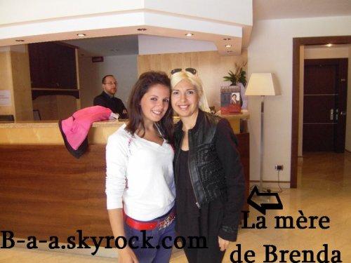 Reaction de La mère de Brenda lors de la precedente rupture de Brenlos   Decouvrez l'interview de la mere de Brenda Par Grand Hotel