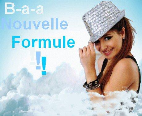New Formule :p