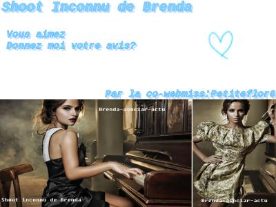 Shoot Inconnu de Brenda