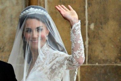 Así es el vestido de Kate
