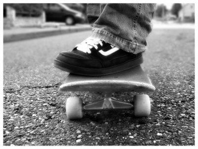 moi & le skate.