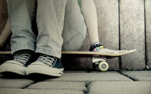 Amour & Skate.