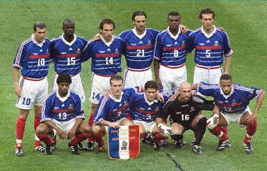 17 premier tour france arabie saoudite champions du monde - Coupe du monde 1998 chanson ...