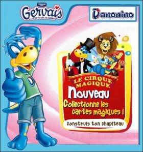 Le Cirque Magique - Cartes Magiques - Danonino