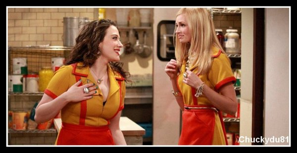 2 broke girls - Saison 01
