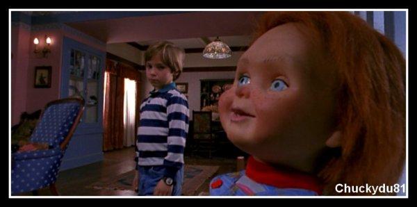 Chucky 2, la poupée de sang