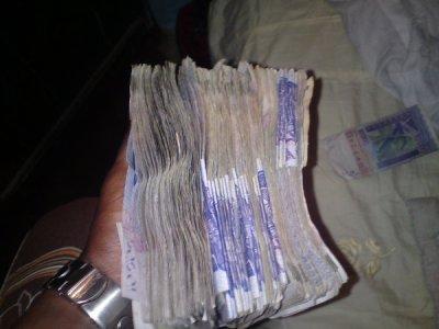juste mon argent de poche rien de plus