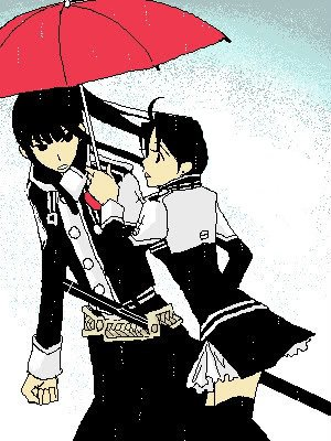 Chapitre II: Akito et Dhélia