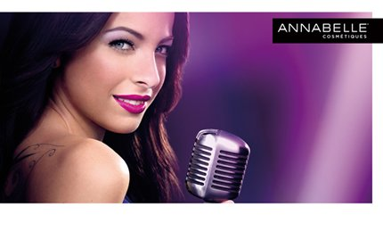 13.06.2012.: Marie-Mai est la nouvelle égérie de la marque québécoise de cosmétiques Annabelle