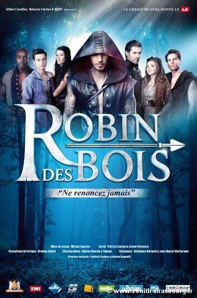 Robin des bois, NRJ music awards !!!
