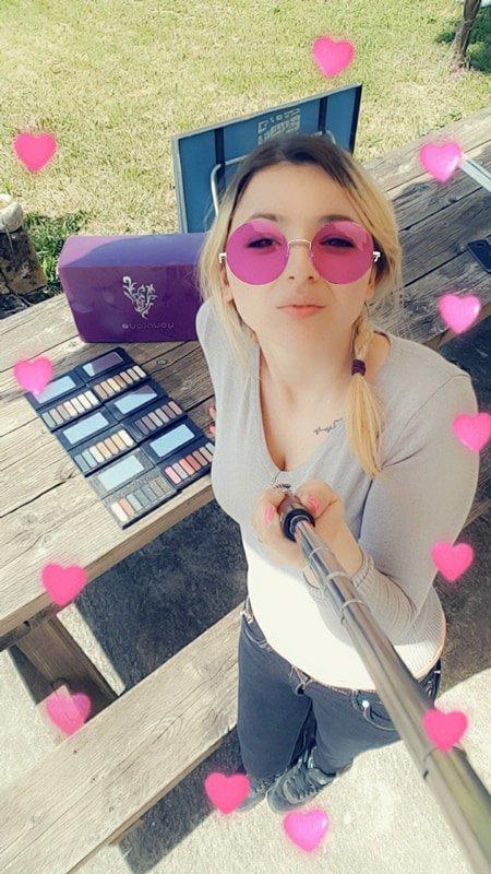 Moi & Mon Makeup ! <3