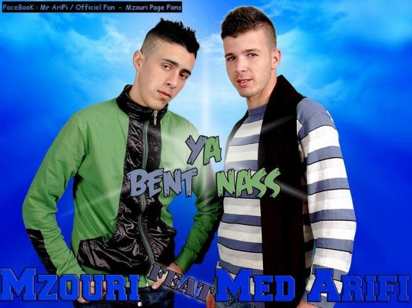 9albi L'ghali / Mr AriFii Ft. Mzouri - Ya Bent Nass (2012)