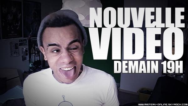 {28Mars.2012} Twitter + Nouveau podcast demain 19h !