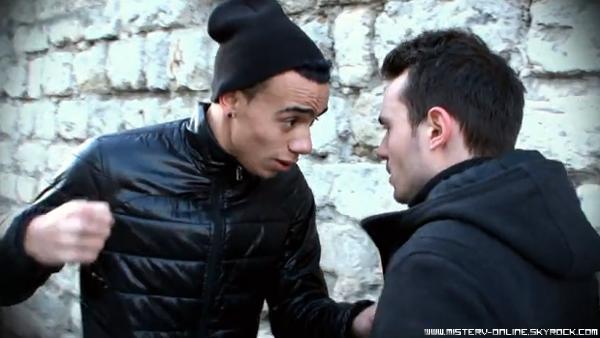 {1Mai.2012} Apparition dans l'émission de La Ferme Jerome sur MTV