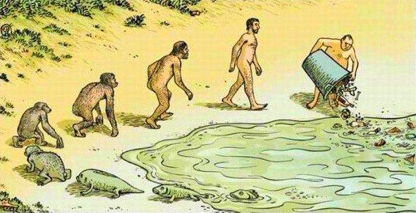 C'est pas compliqué à comprendre l'Ecologie !