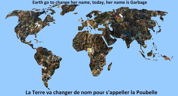Changement d'appelation mondiale ou le Q.I humain