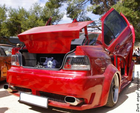 Meeting Angels Show Tuning, US cars, Moto, Camion (13)