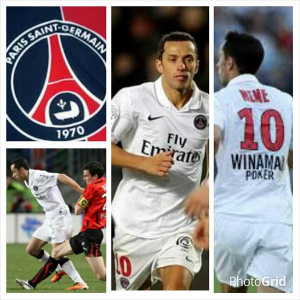 Néné au paris st germain de 2010-janv 2013