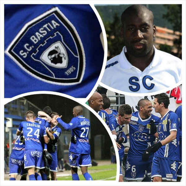 maka MARY au sporting club de bastia de 2010-2013