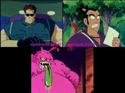 sondage n°3 : le sergent métallique vs le ninja violet vs boum
