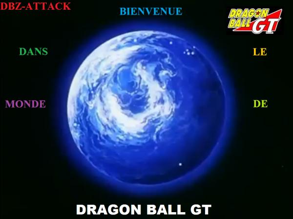 Introduction: Le Monde de Dragon Ball GT