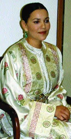 La princesse Hasna