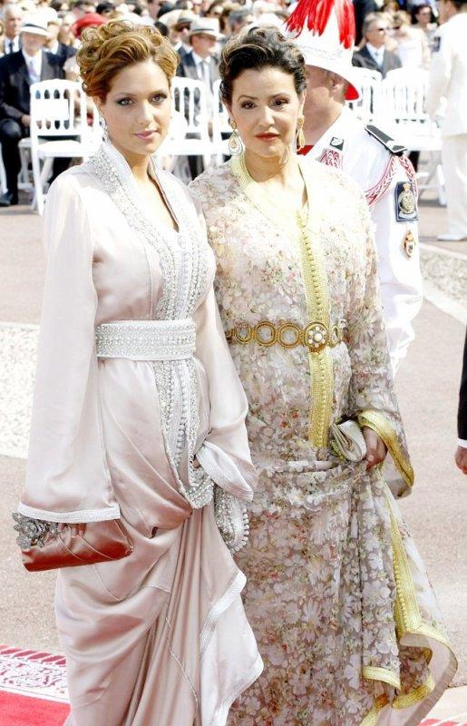 la Princesse Meryem & sa fille Soukaina