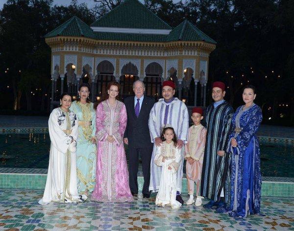 La Famille Royale