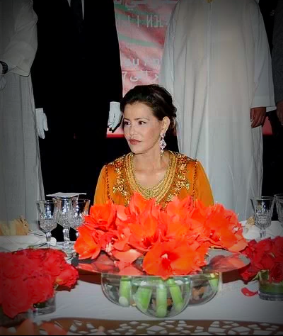 La Princesse Meryem au Festival International du Film à Marrakech (2013)