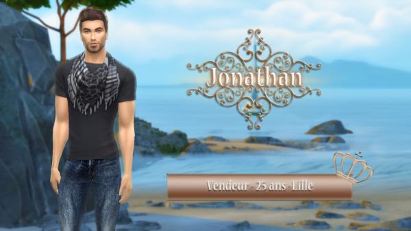 Présentation de Jonathan !