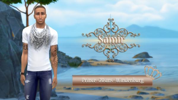 Présentation de Samir !