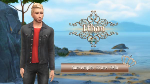 Présentation de Ethan !