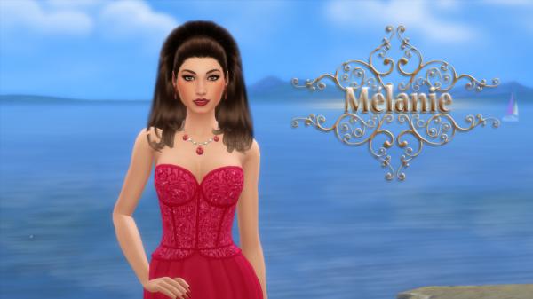 Présentation de Mélanie