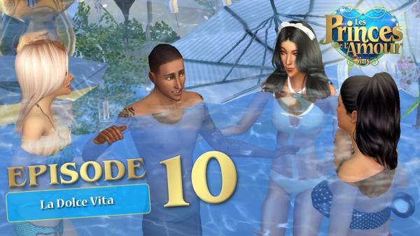 Quotidienne n°10 (partie 1) *La Dolce Vita*