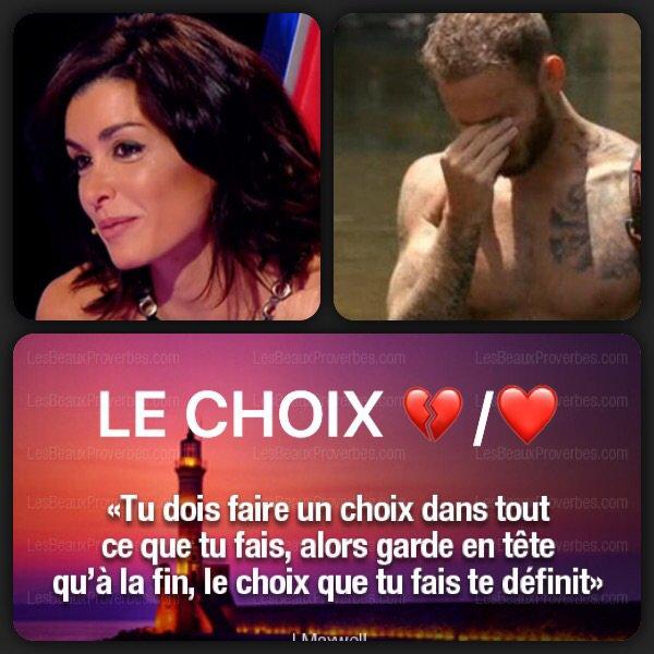 """Chapitre 24 """"LE CHOIX"""""""