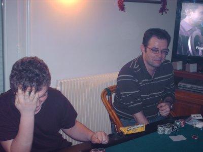 soirée poker a la maison