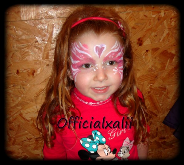 ♥ Ma princesse fête ses 5 ans ♥