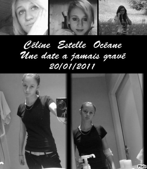 Grace a Elles  ♥ Céline ♥ Estelle ♥ Océane ♥