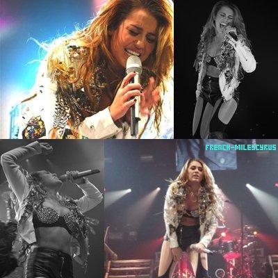 Concert à Perth, Australie - le 2 juillet 2011