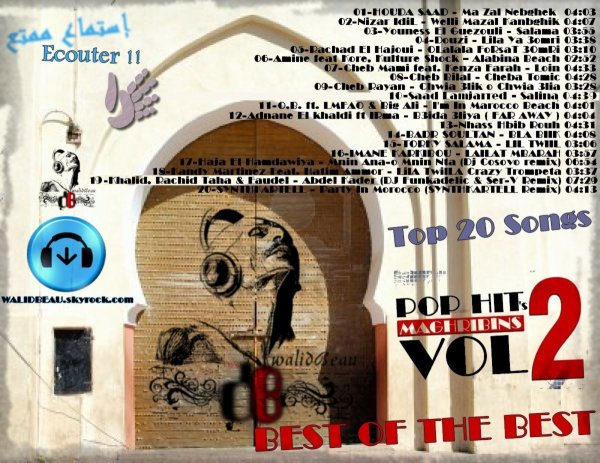 20 Best Songs of 2011 / 10. Saad Lamjarred - Salina 2012 (2012)
