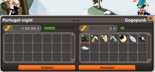 Xp / Actualités guilde / Dremoan