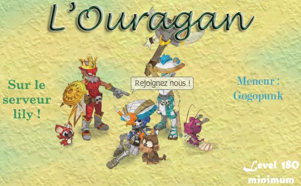 Création de guilde