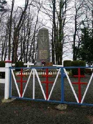 st remy du plain 35 monument+monument des fusilles+plaque eglise