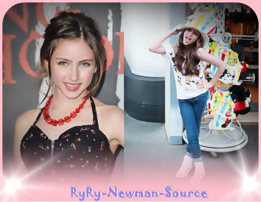Bienvenue sur le blog de la Magnifique Ryan Newman