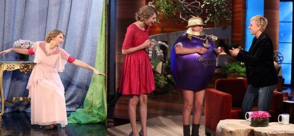 """18 Octobre 2O11 ღ Taylor lance """"Wonderstruck"""" au Sephora de Glendale"""