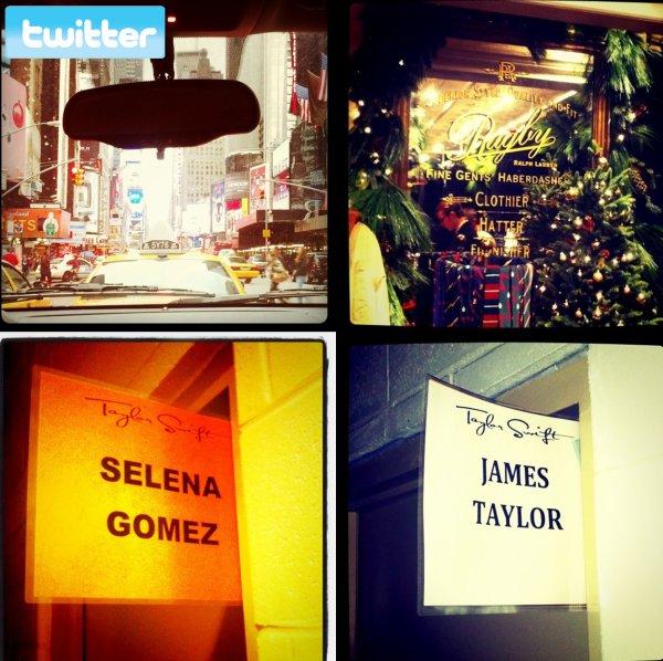 21 Novembre 2O11 ღ Taylor chante pour New York (1ère nuit)