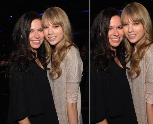 9 Février 2012 ღ Taylor aux répétitions pour les Grammy Awards