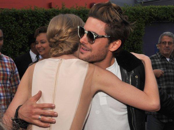 """19 Février 2012 ღ Taylor présente à l'avant-première du film """"The Lorax"""" à Hollywood"""