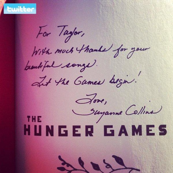 25 Mars 2012 ღ Taylor repéré au cinéma avec Dianna Agron voir Hunger games
